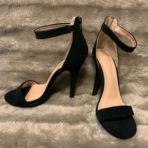 Never Worn Black Heels
